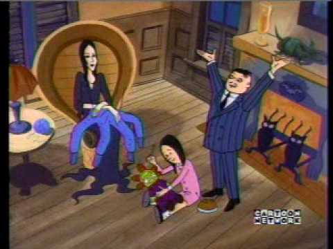 The Addams Family of 1972