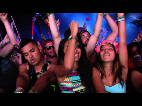 TomorrowWorld 2014 | Borgore