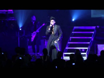 Adam Lambert - Sleepwalker (Glam Nation Live)