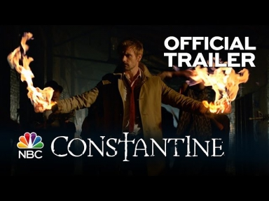 Constantine NBC Official Trailer [HD] | CONSTANTINE