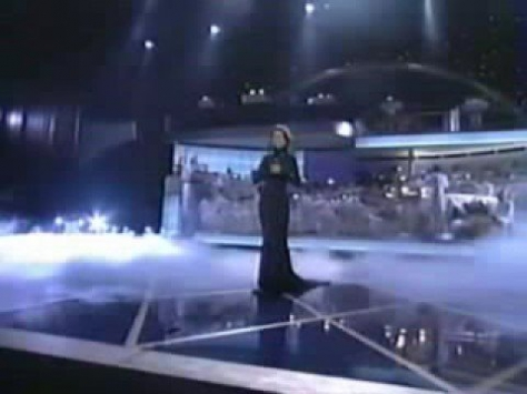 Celine Dion-My heart will go on (Oscars 1998)