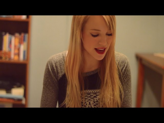 Valentine - Kina Grannis {Cover by Rachael Burgess}