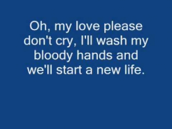 Good Charlotte-My Bloody Valentine (lyrics)
