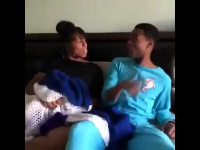 Motherfcka Chronicles Part 1 w KingBach, Lourdes Gonzale Vine by KekePalmer Funny 7 Second Video