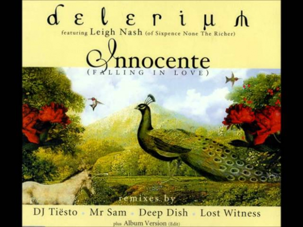 Delerium Feat Leigh Nash - Innocente (Falling In Love)(DJ Tiesto Remix)
