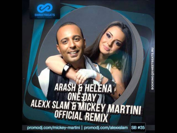 Arash & Helen - One Day (Alexx Slam & Mickey Martini Remix)