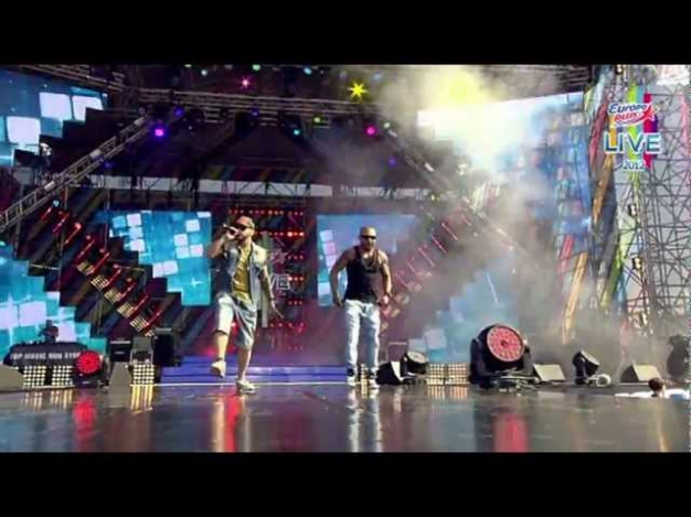 Timati @Europa Plus LIVE 2012 [OFFICIAL VIDEO]