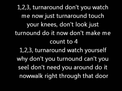 1,2,3 Turnaround Christian TV Lyrics
