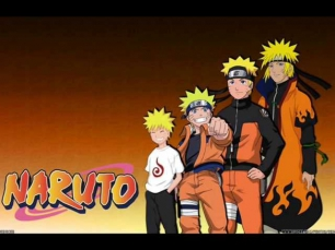 Naruto Shippuden - OP 1 - Hero's Come Back [FULL]