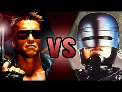 Terminator VS RoboCop | DEATH BATTLE! | ScrewAttack!