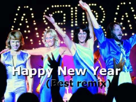 ABBA - Happy New Year (Best remix)