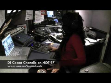DJ Cocoa Chanelle at