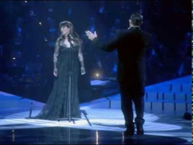 Sarah Brightman & Antonio Banderas - The Phantom Of The Oper