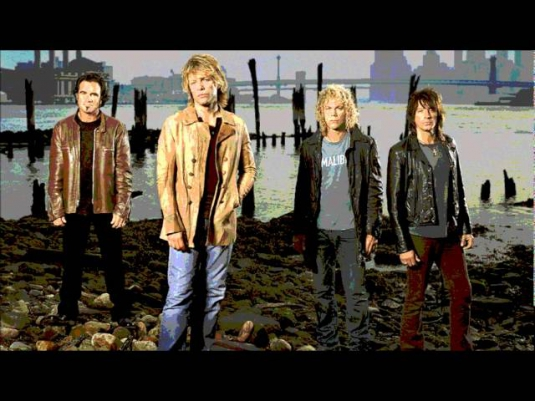 Bon Jovi - Starting All Over Again (Bonus Track Version)