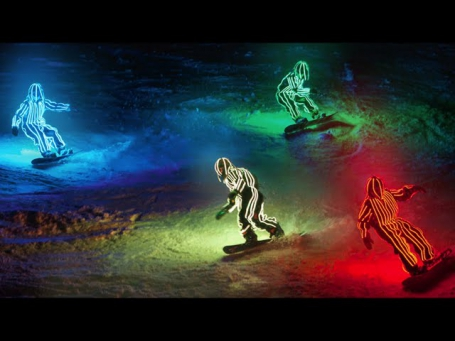 Sony Xperia Z3 – Gliding Lights – TV Commercial