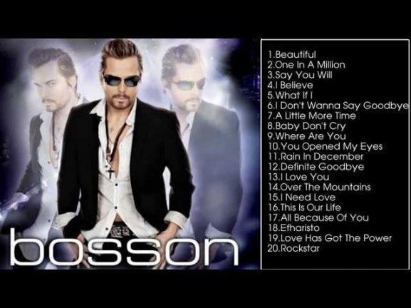 The Best Songs Of Bosson | Bosson's Greatest Hits [Full HD]