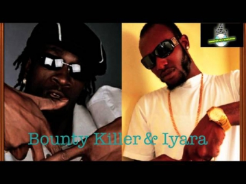 Bounty Killer & Iyara Dub Seseion 28th March 2012 KCD