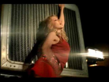 Kylie Minogue Red Blooded Woman