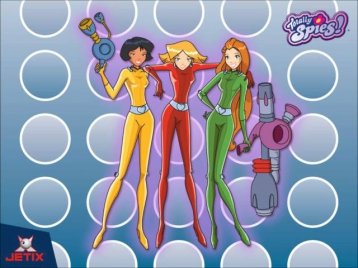 Totally Spies - Brittanys Investigation
