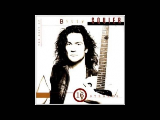 Billy Squier 16 Strokes (Greates hits)