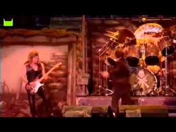 Iron Maiden - Brighter Than A Thousand Suns (Castle Donington 2007)