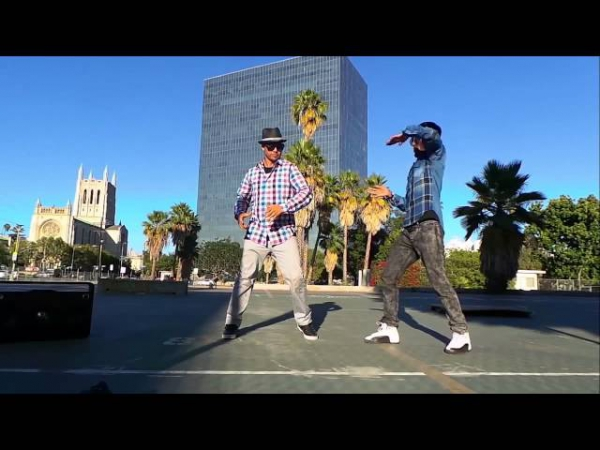 DUBSTEP | street dance 2015 from [MARQUESE SCOTT ]