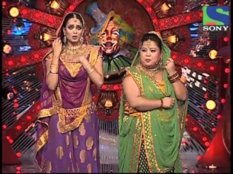 Jubilee Comedy Circus - Episode 22 - 5th March 2011 - Manish, Bharati & Shweta