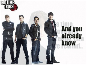 Big Time Rush Superstar Lyrics